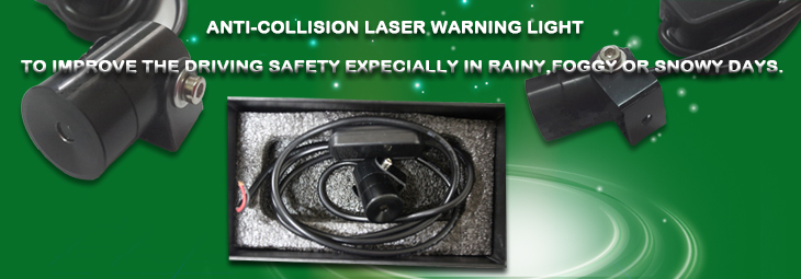 Laser Warning Lighta